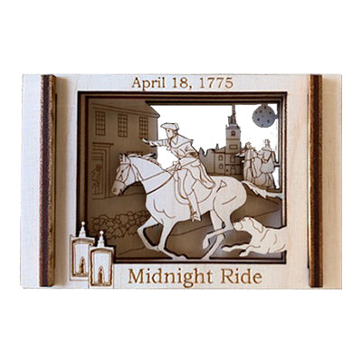 Midnight Ride: Paul Revere - Matchbox Miniature Histories