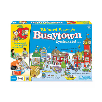 Richard Scarry's Busytown - Eye Found It! Game