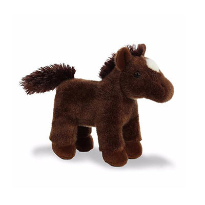 Brown Beauty Horse Plush