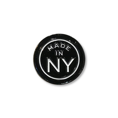Made in NYC Enamel Pin