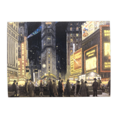 The Great White Way Times Square Box Cards