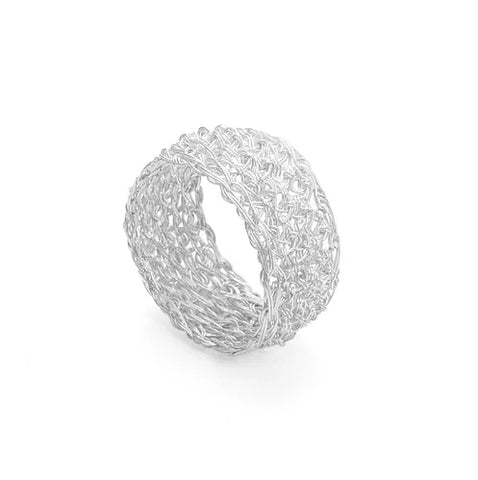 Silver Cristabel Ring