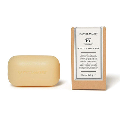 Super Natural Number VI Castille Soap