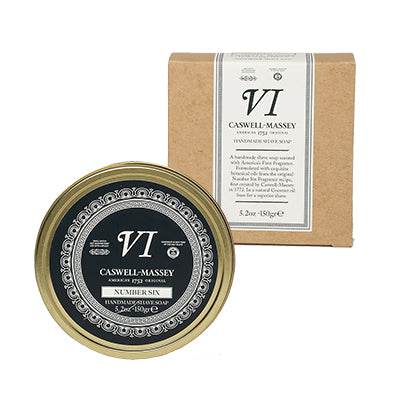 Super Natural Number VI Handmade Shave Soap