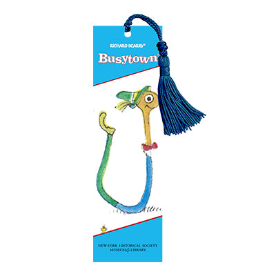 Richard Scarry Lowly Worm Bookmark