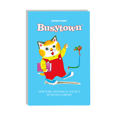 Richard Scarry's Busytown Sketchbook