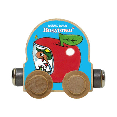 Richard Scarry's Busytown Name Train Lowly