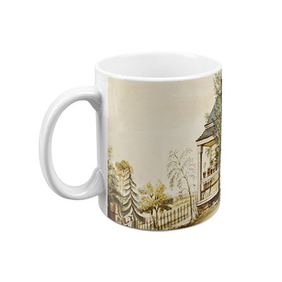 Baroness Hyde de Neuville - The Cottage Mug