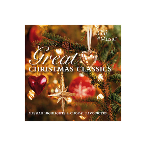 Great Christmas Classics CD