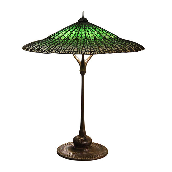 Lotus Pagoda Louis C Tiffany Lamp