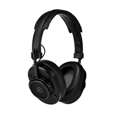 Overear Black Headphone