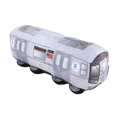 New York Subway Car Plush