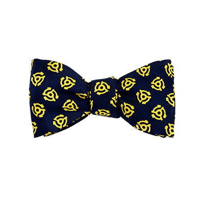 45 Music Adapter Bow Tie