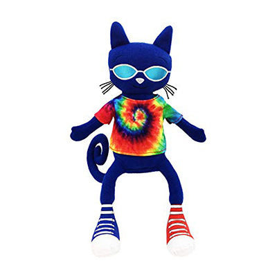 Pete the Cat Gets Groovy Plush Doll