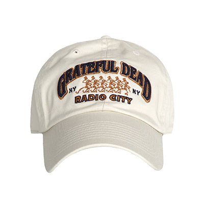 Grateful Dead Stone White Hat