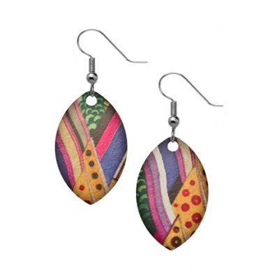 Vocal Music Earrings