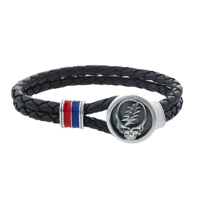 Grateful Dead Steal Your Face Bracelet