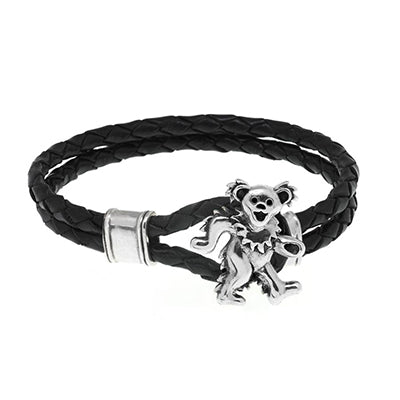 Grateful Dead Dancing Bear Bracelet SM