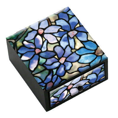 Louis C Tiffany Clematis Boutique Box