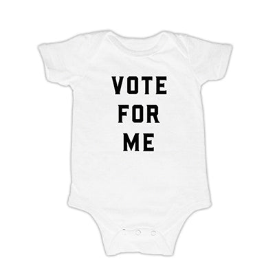 Vote for Me Bodysuit