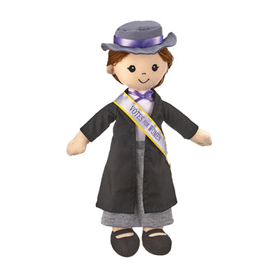 European American Suffragist Doll