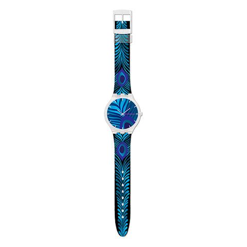 Louis C Tiffany Peacock Watch