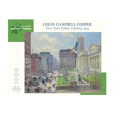 New York Public Library 1000 pc puzzle