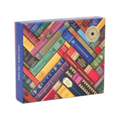 Phat Dog Library 1000 Piece Puzzle