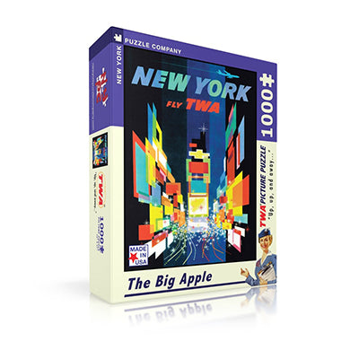 The Big Apple 1000 Piece Puzzle