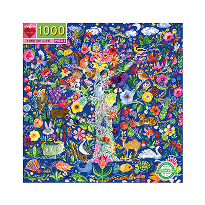 Tree of Life 1000-Piece Puzzle