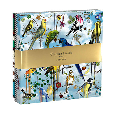 Bird Sinfoia Double Sided 250-Piece Puzzle