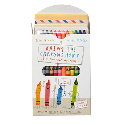 Bring the Crayons Home