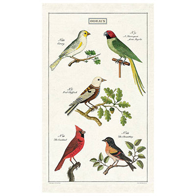 Birds Tea Towel