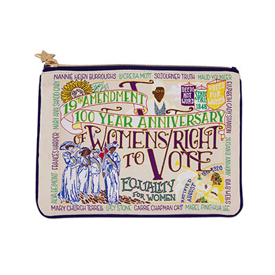 19th Amendment Pouch