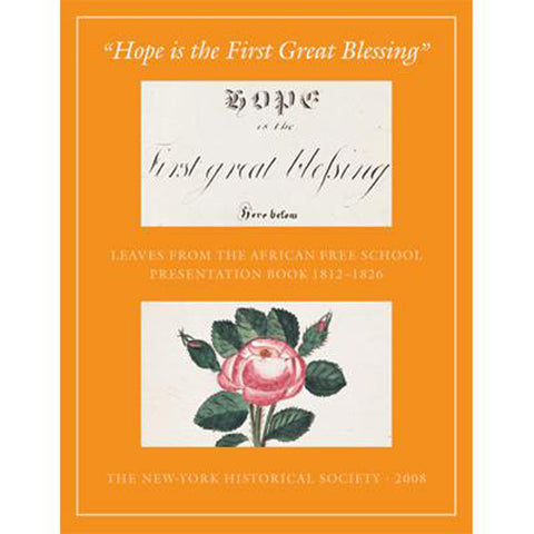 Hope is the First Great Blessing