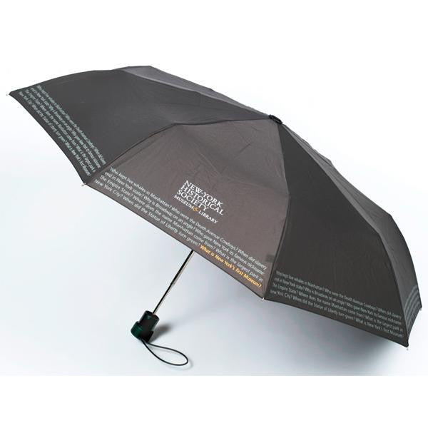New-York Historical Society Questions Umbrella