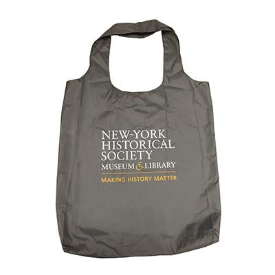New-York Historical Society Questions Folding Tote