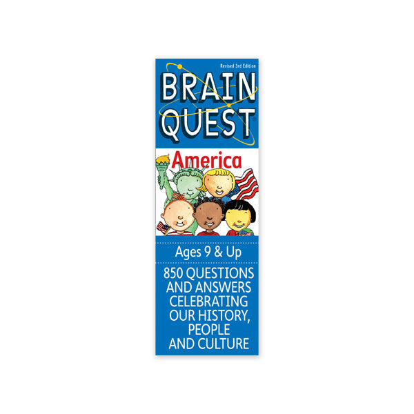 Brain Quest America - New-York Historical Society Museum Store