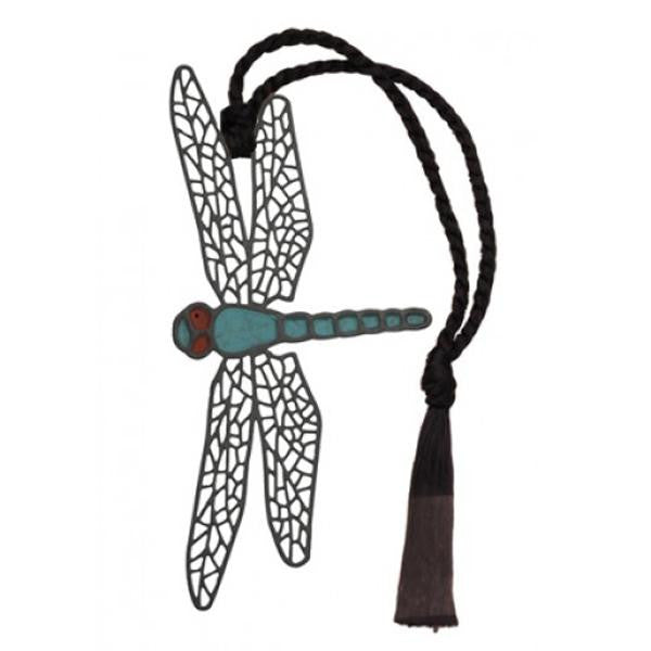 Tiffany Dragonfly Bookmark