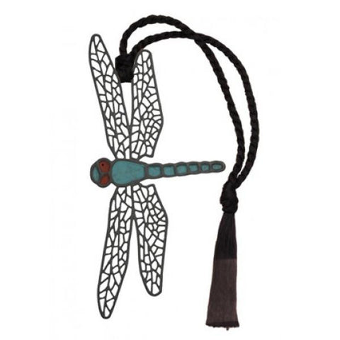 Louis C. Tiffany Dragonfly Bookmark