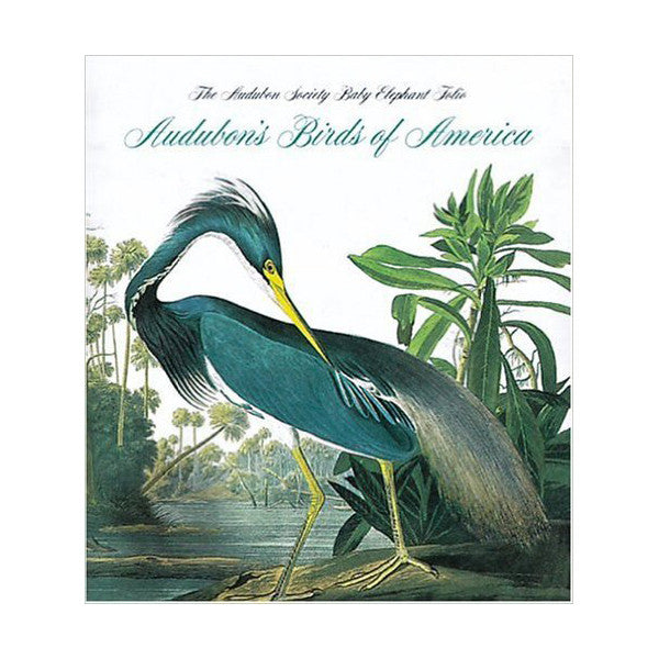 The Audubon Society Baby Elephant Folio: Audubon's Birds of America