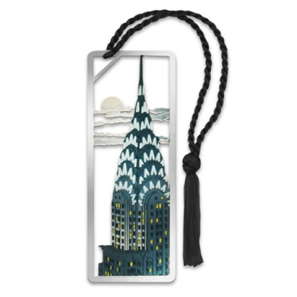 Chrysler Building Bookmark - New-York Historical Society Museum Store