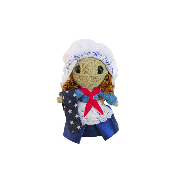 Betsy Ross String Doll - New-York Historical Society Museum Store