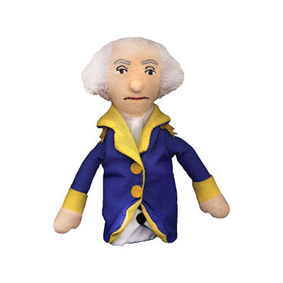George Washington Magnetic Puppet