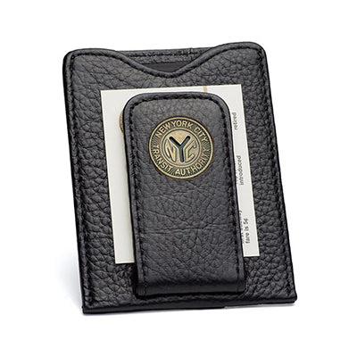 NYC Token Wallet Black