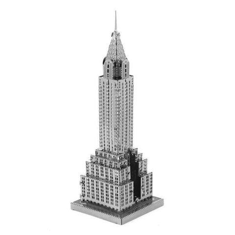 Metal Marvel Chrysler Building