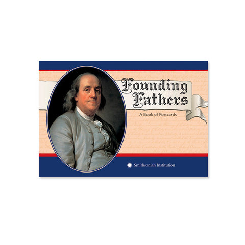 Founding Father's Postcard Book