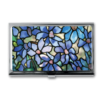 Louis C Tiffany Clematis Card Case