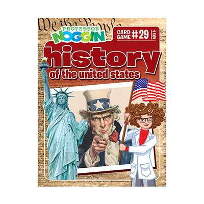 History of the United States Card Game