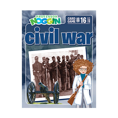 Civil War Card Game
